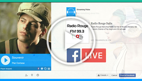 The Future of live broadcasts with Facebook Live Streaming.
