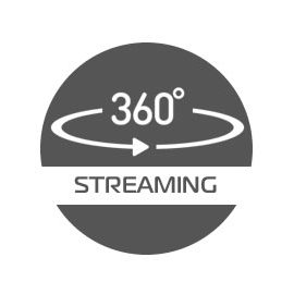 Wowza 360° Streaming
