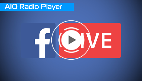 Facebook AIO Radio Player